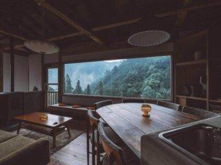 NIPPONIA 小菅源流の村 崖の家